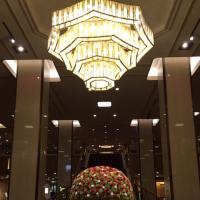 銀座うち山と帝国ホテルベビールーム