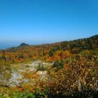 八幡平の紅葉は、今が真っ盛り。