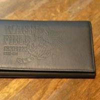 カードがドカン!と入るお財布です。 @nara_mise