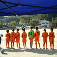 U-12トレーニングマッチin加布里小G  12/25(日)