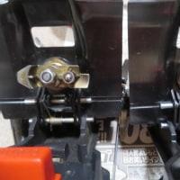 クラウザーK5パニア ロックメカニズム交換修理