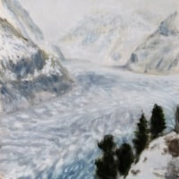 188 メール・ド・グラース氷河