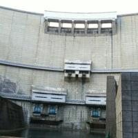 懐かしい温井ダム