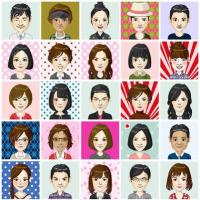 ネットに顔出しNGの方のための似顔絵メーカー