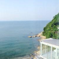 HOTEL seashore RESORTの部屋からの眺め☆