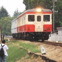 岡山の列車(水島臨海鉄道キハ20)