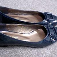 MODE KAORIのエナメル靴