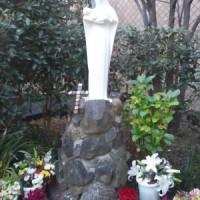 慈愛の姿~聖マリア像♪