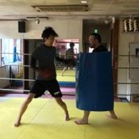 3/29下川原靖也コーチの水曜朝フィットネスクラス練習日記