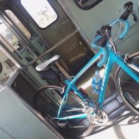 自転車をそのまま乗せられる「いすみ鉄道」