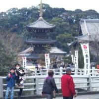水間寺に行きました