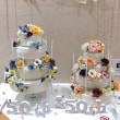 50周年のお祝い!! せっけん粘土のケーキ!!