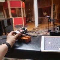 山野ミナさん、コペンハーゲンレコーディング、順調に進んでおります。