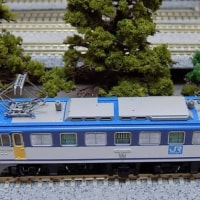 Nゲージ車両で振り返る飯田線で活躍した電気機関車たち③