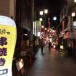 立会川駅前