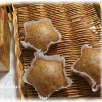 講師研究科A*山型食パン&ティーロールと補講の無塩パン&高たんぱく質パン