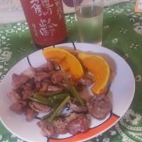 出羽桜&鶴齢
