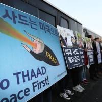韓国政府が迫られる選択―防御か繁栄か 中国との貿易か米国の安全保障か、アジア諸国が望まない究極の対立