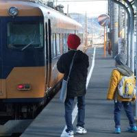 2016年、鉄旅の締めくくりは