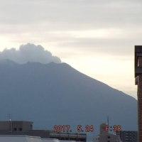 2017年05月24日(水曜日) 薄曇り、間もなく、曇り → 雨。。