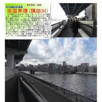 散策 「東京南東部-239」 両国界隈(隅田川)
