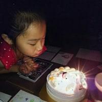 7歳の誕生日🎂