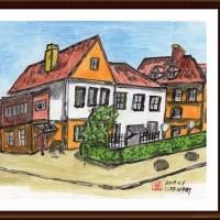 ベラルーシ・ウクライナ・モルドバ旅行シリーズ (3)トラエッカヤ旧市街(ミンスク)