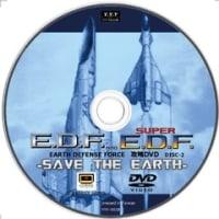 ゲームレジェンド24 本告知 新刊…E.D.F.andSUPER E.D.F.攻略DVD-SAVE THE EARTH-(※公式ライセンス商品)
