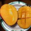 マンゴーを久しぶりに~!