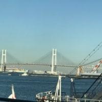 横浜、大桟橋