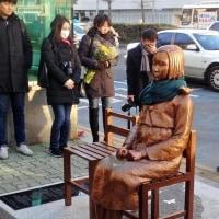 日本国民は慰安婦像と在日の撤去を望んでいる