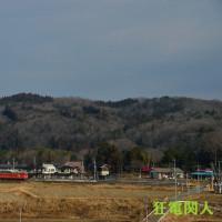 北関東ヨンマル哀歌 小塙駅を見下ろす
