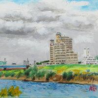 庄内川ー新大正橋