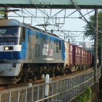 2017年4月28日 東海道貨物線 東戸塚 EF210-134 8052レ