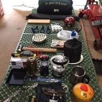ソロキャンプ道具考