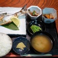 【menu】ひめます塩焼定食