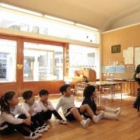 年長組☆神様のお話し・英語教室