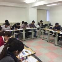 日本語学校にて外国人留学生向けアルバイト面接会