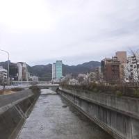 三ノ宮から六甲道まで旧西国街道をぶらぶら歩く。約6kmの距離。