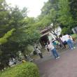 東勝山ラジオ体操最終日
