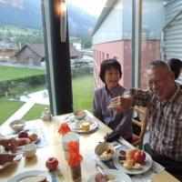 スイス旅行2日目マイエンフェルト ハイジホテル 朝食 №3