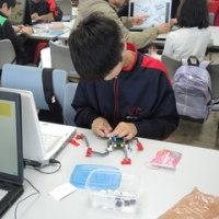 ~レゴを使った親子ロボット教室~