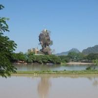 ミャンマー パアンで爆走 激安トゥクトゥクツアー