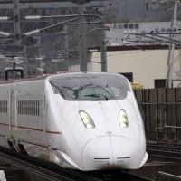 九州新幹線撮影~新鳥栖駅にて_16/11/27