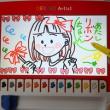 メガハウス おえかきアーティスト