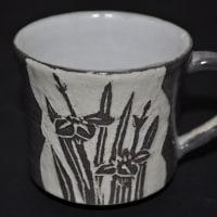 27.搔き落としのコーヒーカップ