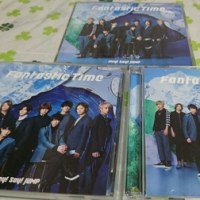 Fantastic Time/Hey!Say!JUMP