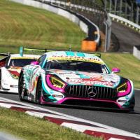 Mercedes-AMG が ハミルトンが 初音ミクが・・・