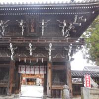 伊賀上野城にも行ってきた