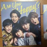 Are You Happy? フラゲ